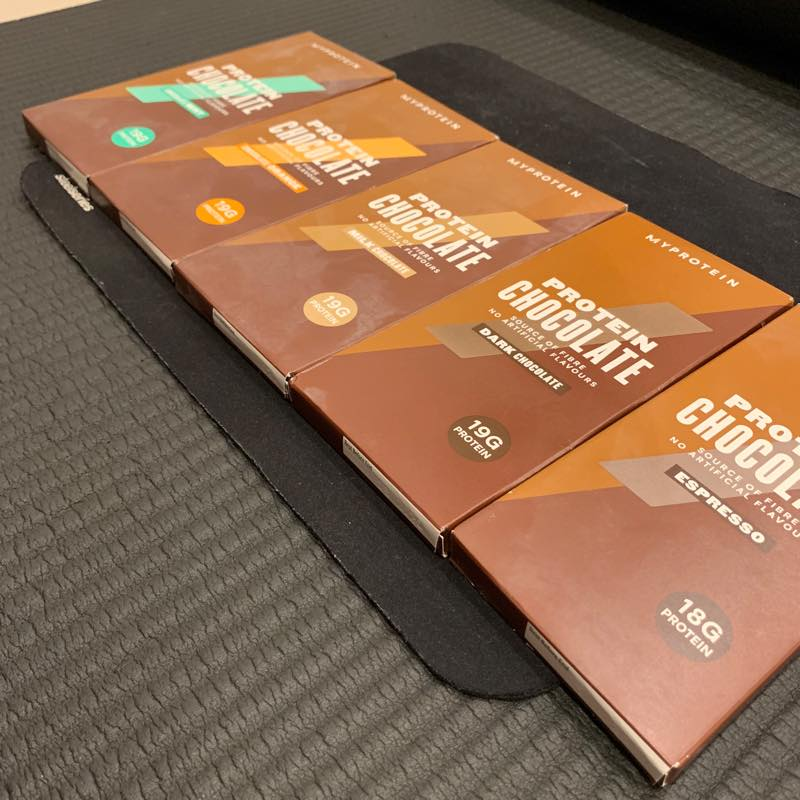 protein chocolate Myprotein